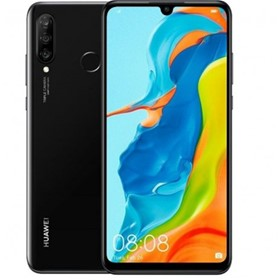 Huawei P30 Lite Dual 128GB Midnight Black