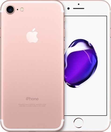 Apple iPhone 7 32GB 4G Smartphone Rose Gold