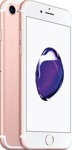 Apple iPhone 7 128GB 4G Smartphone Rose Gold
