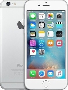 Apple iPhone 6 64GB 4G Smartphone Silver
