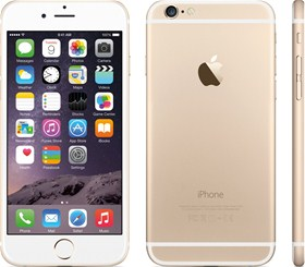 Apple iPhone 6 64GB 4G Smartphone Gold
