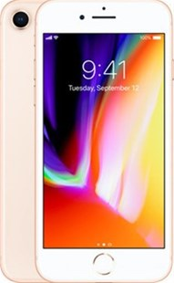 Apple iPhone 8 256GB 4G Smartphone Gold