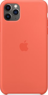 Apple Silicone Case Clementine iPhone 11 Pro Max