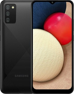 Samsung Galaxy A02s 32GB Black