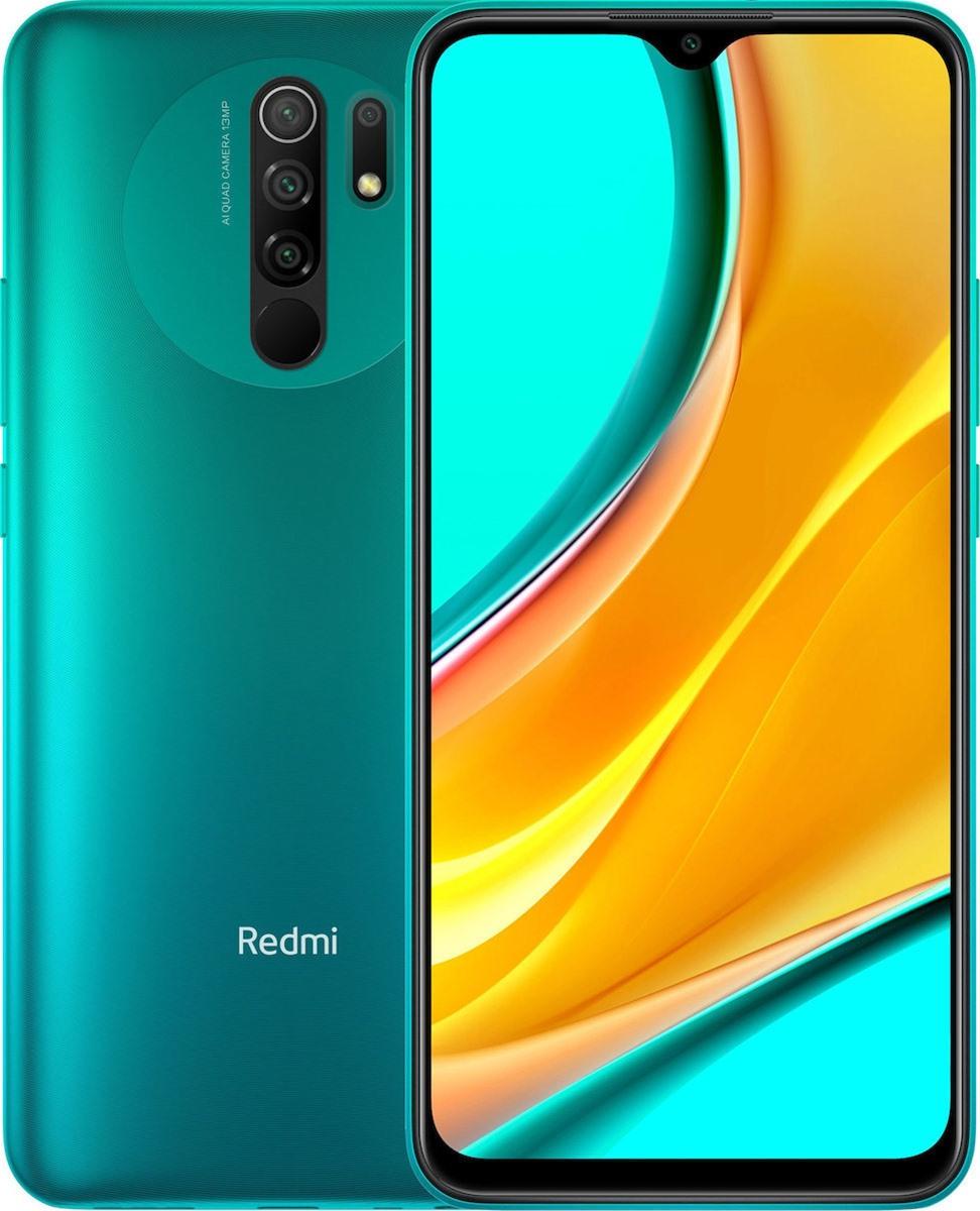 Xiaomi Redmi 9 NFC 64GB  Ocean Green