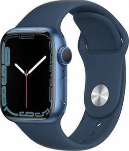 Apple Watch Series 7 GPS Aluminium 45mm Abyss Blue