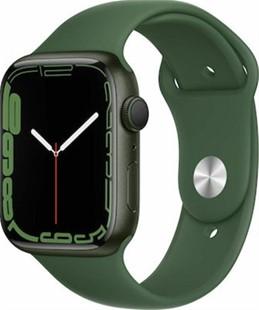 Apple Watch Series 7 GPS Aluminium 45mm Green
