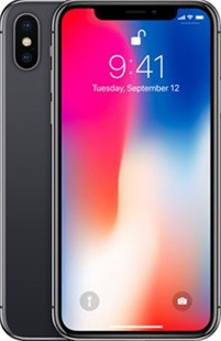 Apple iPhone X 256GB 4G Smartphone Space Grey