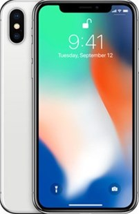 Apple iPhone X 256GB 4G Smartphone Silver