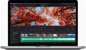"Apple MacBook Pro 13.3"" (M1/8GB/256GB/Retina Display/macOS Big Sur) with Touch Bar (2020) Silver"