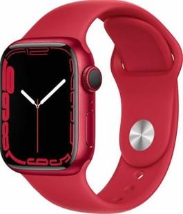 Apple Watch Series 7 GPS Aluminium 45mm Product Red