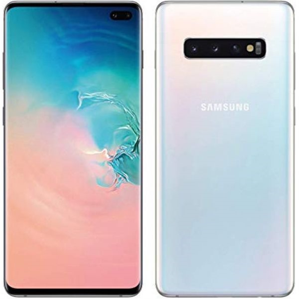 Samsung Galaxy S10+ Plus 128gb Prism White Dual Sim