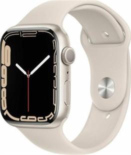 Apple Watch Series 7 GPS Aluminium 45mm Starlight