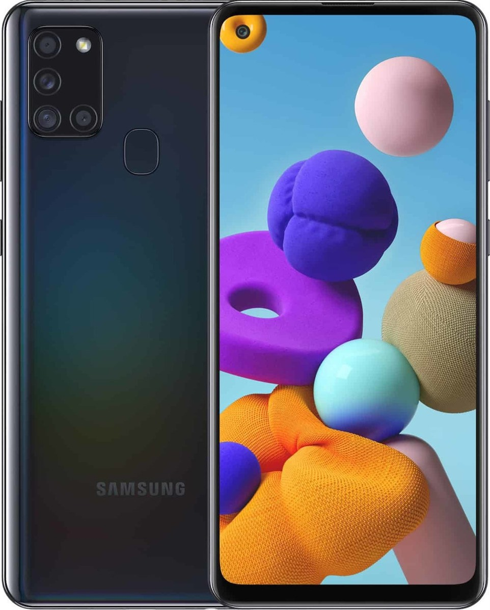 Samsung Galaxy A21s 128GB Black