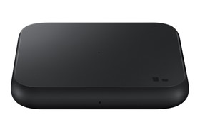 Samsung Wireless Charger Single Black / No Travel Charger
