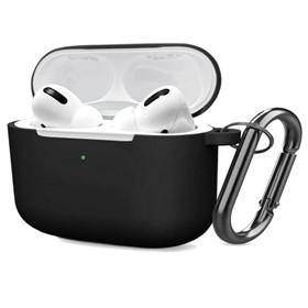 FoneFX Silicone Case Apple AirPods Pro Black