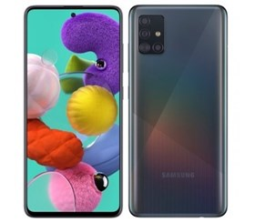 Samsung Galaxy A51 Dual 4GB/128GB Prism Crush Black