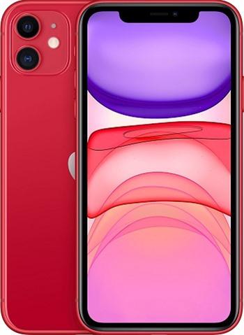 Apple iPhone 11 64GB Smartphone Red