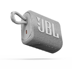 JBL Bluetooth Speaker GO3 Waterproof White