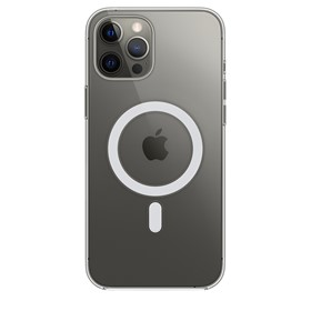 Apple Clear Case iPhone 12 Pro Max with MagSafe