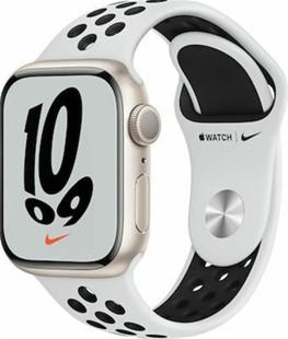 Apple Watch Nike Series 7 GPS 41mm Starlight