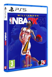 Take2 NBA 2K21 Standard Edition PS5