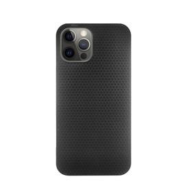 Vivid Case Liquid Air Apple iPhone 12 Pro Max Black