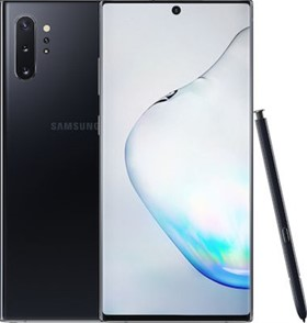 Samsung Galaxy Note 10+ Dual 256GB Aura Black