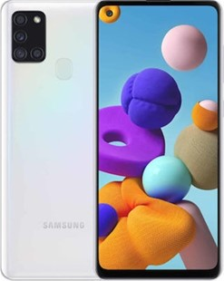 Samsung Galaxy A21s 64GB White