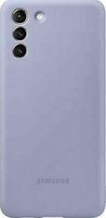 Samsung Silicone Cover Galaxy S21+ Violet