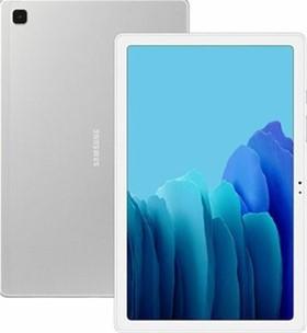 """Samsung Galaxy Tab A7 (2020) 10.4"""" με WiFi+4G και Μνήμη 32GB Silver"""