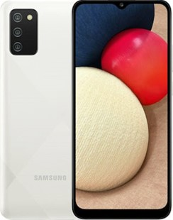 Samsung Galaxy A02s 32GB White